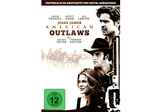 American Outlaws-Jesse James (uncut Kinofassung) DVD