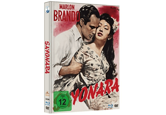 Sayonara Mediabook-Edition (DVD+Blu-ray+Booklet) Blu-ray + DVD