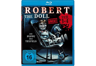 Robert the Doll 1-4 Deluxe Box-Edition (uncut) Blu-ray