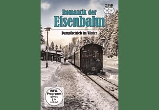 Dampfbetrieb im Winter DVD