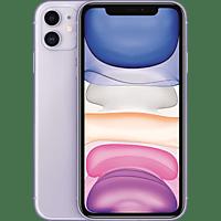 APPLE iPhone 11 128 GB Violett Dual SIM