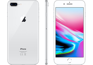 APPLE iPhone 8 Plus 128 GB Silber