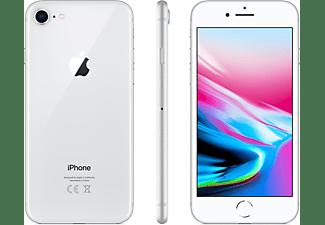 APPLE iPhone 8 128 GB Silber