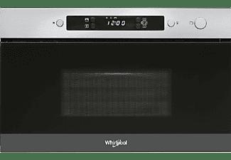 Horno microondas - Whirlpool AMW 4900/IX, integrable, 22 L, 1300W, Inox