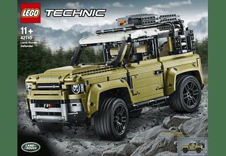 LEGO 42110 Land Rover Defender Bausatz, Mehrfarbig