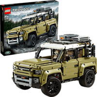 LEGO Land Rover Defender Bausatz, Mehrfarbig