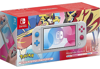 NINTENDO Switch Lite Zacian and Zamazenta Edition (10003041)
