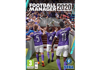 Football Manager 2020 NL/FR PC