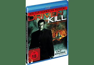 Driven To Kill-Zur Rache Verdammt! Uncut Blu-ray