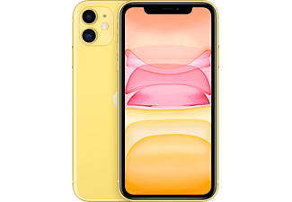 "APPLE iPhone 11 - Smartphone (6.1 "", 256 GB, Yellow)"