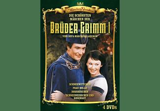 Die Schönsten Märchen Der Brüder Grimm-(Box 1) DVD