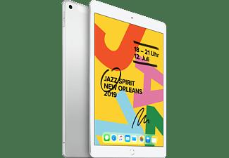 """APPLE iPad 10.2"""" Wi-Fi + Cellular 128 GB 7th Gen. Silber (MW6F2FD/A)"""