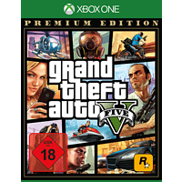 Grand Theft Auto V - Premium Edition - [Xbox One]