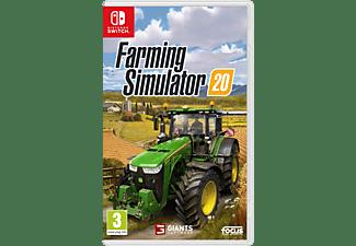 Farming Simulator 2020 NL/FR Switch