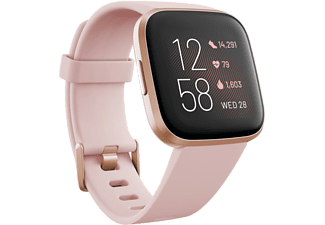 FITBIT Activity tracker Versa 2 Petal Copper Rose