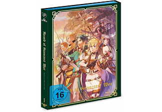 RECORD OF GRANCREST WAR 1 Blu-ray