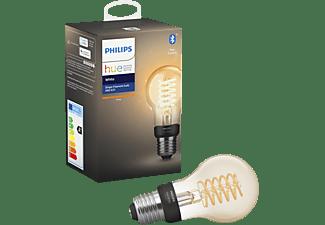 PHILIPS Hue White E27 Filament Bluetooth LED Lampe Warmweiß