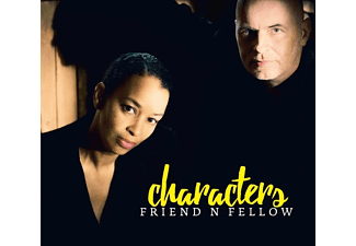 Friend 'n Fellow - Characters  - (CD)