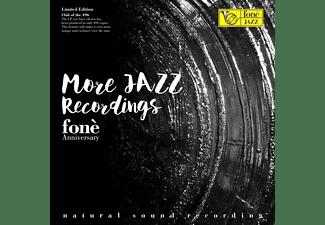 VARIOUS - Foné 35th Anniversary-More Jazz (Natural Sound  - (Vinyl)