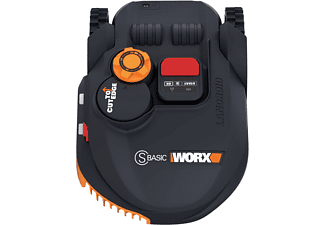 WORX WR091S Landroid S Basic, Mähroboter, für bis zu 300 m²