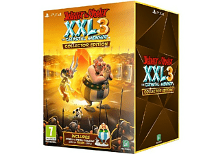 PS4 Astérix y Obélix XXL3: The Crystal Menhir (Ed. Coleccionista)
