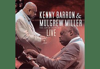 Barron, Kenny / Miller, Mulgrew - The Art Of The Duo-Live  - (CD)