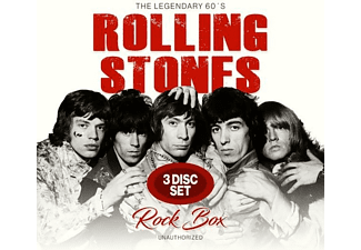 The Rolling Stones - Rock Box  - (CD)