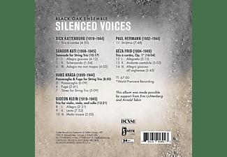 Black Oak Ensemble - Silenced Voices  - (CD)