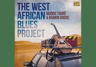 Goose, Ramon / Touré, Modou - WEST AFRICAN BLUES PROJECT  - (CD)