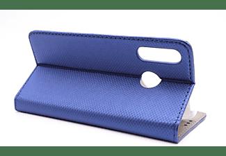 AGM 28552, Bookcover, Huawei, P Smart + (2019), Marineblau