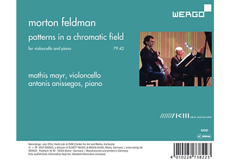Mayr,Mathis/Anissegos,Antonis - Patterns in a Chromatic Field  - (CD)