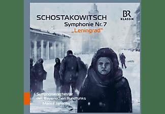 """Mariss Jansons\symphonieorchester Des Bayerischen Rundfunks - Sinfonie 7 """"Leningrader""""  - (CD)"""