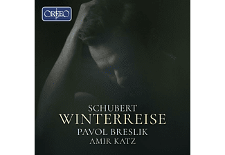 Pavol Breslik - Amir Katz - Winterreise  - (CD)