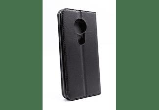 AGM 28566, Bookcover, Motorola, Moto G7 Plus, Schwarz