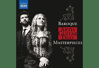 Artis Guitar Duo - Baroque Masterpieces  - (CD)