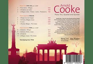 The Pleyel Ensemble - Piano Trio,Quartet and Quintet  - (CD)