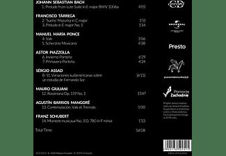 Mateusz Kowalski - Mateusz Kowalski-Classical Guitarist  - (CD)