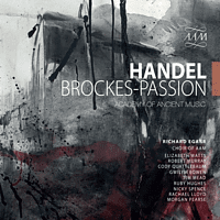 Richard & Academy Of Ancient Music Egarr - Brockes-Passion [CD]
