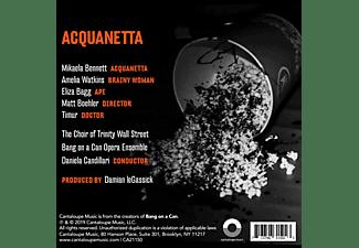 Daniela/bang On A Can Opera Ensemble Candillari - Acquanetta  - (CD)