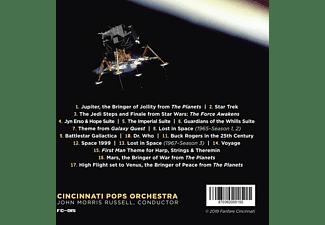 John Morris / Cincinnati Pops Orchestra Russell - Voyage  - (CD)