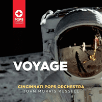 John Morris / Cincinnati Pops Orchestra Russell - Voyage [CD]