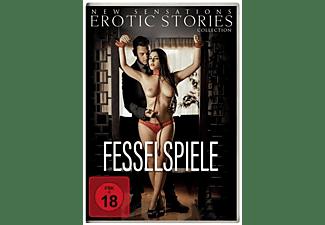 Fesselspiele-Die geheime Lust auf Unterwerfung DVD