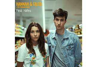 Hannah & Falco - Field Notes (Black Vinyl)  - (Vinyl)