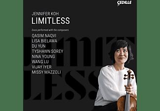 Koh,Jennifer/Naqvi,Qasim/Bielawa,Lisa/+ - Limitless  - (CD)