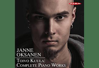 Janne Oksanen - Sämtliche Werke für Klavier  - (CD)