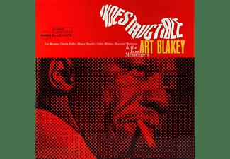 Art Blakey, The Jazz Messengers - INDESTRUCTIBLE  - (Vinyl)