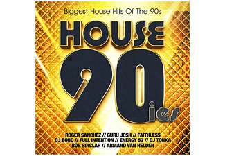 VARIOUS - House 90ies-Biggest House Hits Of The 90s  - (CD)