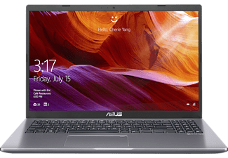 ASUS Laptop (R521FA-EJ561T), Notebook mit 15.6 Zoll Display, Core™ i7 Prozessor, 8 GB RAM, 512 GB SSD, 1 TB HDD, Intel UHD Grafik 620, Slate Gray