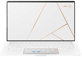 ASUS ZenBook 13 (UX334FL-A4021R), Notebook mit 13,3 Zoll Display, Core™ i7 Prozessor, 16 GB RAM, 1 TB SSD, GeForce MX 250, White