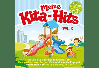 VARIOUS - Meine Kita Hits Vol.2-die 40 schönsten Hits fu  - (CD)